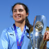Milicic names first Matildas squad for Cup of Nations