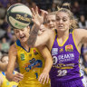 Garrick, Magbegor on song as Boomers take down Flames