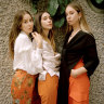 Why Haim's new tracks 'feel like a graduation, complete with celebration and fear'