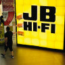 Online sales drive JB Hi-Fi to bumper first half result
