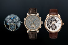Ulysse Nardin Blast watch tourbillon.