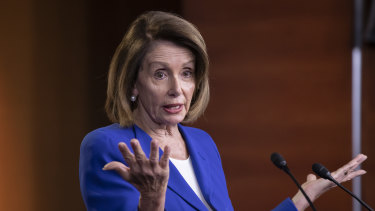 Speaker of the House Nancy Pelosi has been Trump's most frustrating antagonist since the start of the new year.