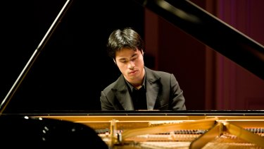 Pianist Hoang Pham