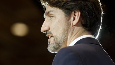 Canadian PM Justin Trudeau promised to abolish conversion therapy.
