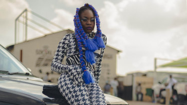 Former Australian Music Prize winner Sampa the Great has again reached the shortlist of nine finalists with The Return.