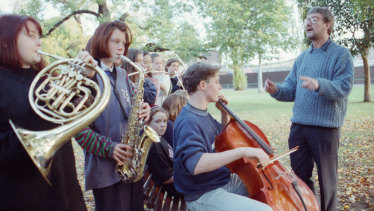 Three out of four primary schools lack a specialist music teacher.