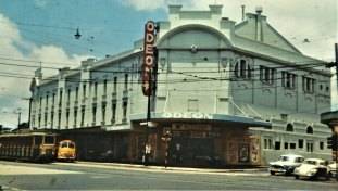 The former West's Olympia as the Odeon in 1959.