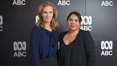 Deborah Mailman will star alongside Rachel Griffiths in a new ABC drama called B*tch.