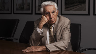 Harry Triguboff's company has launched legal action against Premier Gladys Berejiklian.