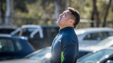 Raiders lock Josh Papalii is confident Jack Wighton has moved on from his troubled 2018 season.