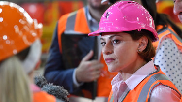 Deputy Premier Jackie Trad has defended the Labor government's Adani processes.