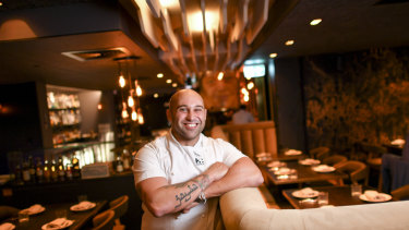 Shane Delia's restaurant Maha is subject to a Fair Work Ombudsman probe.