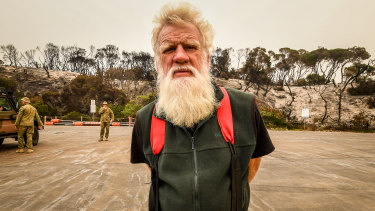 Author and Mallacoota firey Bruce Pascoe's Dark Emu made the Top 10 five years after release.