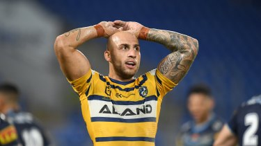 Are NRL stars such as Blake Ferguson returning to the field too soon?