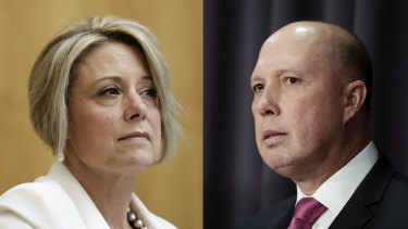 Labor's home affairs spokeswoman, Kristina Keneally, is concerned about a rise in asylum seekers arriving by plane under the watch of Home Affairs Minister Peter Dutton.