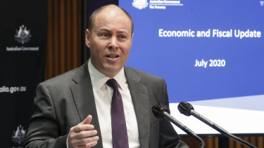 Treasurer Josh Frydenberg indicated tax cuts and business investment incentives will be considered in the October budget.