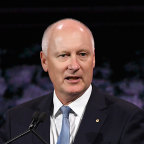 Qantas chairman Richard Goyder says he would recommend against big companies moving their operations to Perth while WA's hard border was in place.