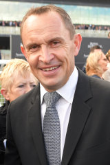 Trainer Chris Waller after Winx brokje the record on Saturday.