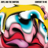 The cover of Amyl and the Sniffers' new album, Comfort To Me.