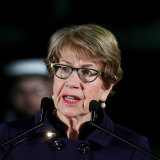 Governor of NSW Margaret Beazley.