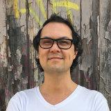 Writer and Illustrator Zeno Sworder, winner of CBCA's 2021 Best New Illustrator award.