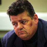 McGovern smoked and drank excessively to get into the head of <i>Cracker</i>'s criminal psychologist and problem gambler Fitz, played by Robbie Coltrane.
