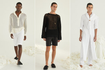 Albus Lumen has introduced menswear to its range for summer 2021.