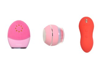 Foreo Luna 3 Plus, $349. Dr Naomi Clean Freak, $149. We-Vibe Touch X, $130.