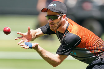 NZ captain Kane Williamson is looking forward to the spectacle of the Boxing Day Test at the MCG.