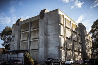 The Footscray Psychiatric Centre building is on the way to getting heritage protection.