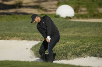 Bittersweet: Jason Day finished fourth at Pebble Beach.