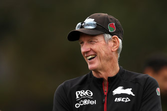 Wayne Bennett said players who were not in favour of the NRL bubble had the option to retire.