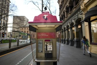 Spare change will no longer be needed to make a call from a public phone.