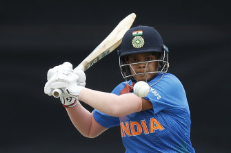 Teen sensation Shafali Verma again played a starring role for India in their win over New Zealand.