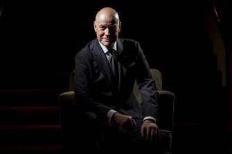 Anthony Warlow is pleased to be in better health as he prepares to reprise his role in The Secret Garden next year.