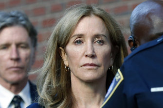 Felicity Huffman has been released from prison, 11 days into a 14-day term.