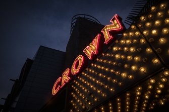 The fate of Crown's Melbourne casino licence will be known in October.