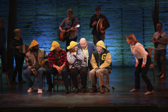 Come From Away is part of the valiant tradition of moving towards real life rather than escaping from it.