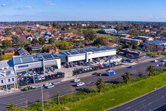 Australia's oldest dealership network, the Auswild family's Preston Motors, has put its Oakleigh caryard at 1406-1424 Dandenong Road on the market.