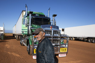 Truck driver Jimmy Ristovski says no amount of technology can compensate for good driver and employer behaviour.