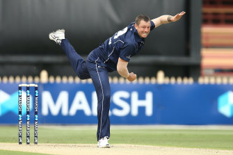 The Vics are hopeful James Pattinson will have an impact against NSW.