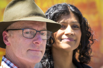 Greens MP Tim Read and party leader Samantha Ratnam want police to record the racial appearance of people they stop.