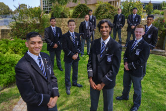 About 150 Mazenod College religion and society students were fast-tracked to complete the subject's VCE final exams in year 11 this year.