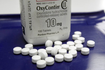 Purdue Pharma reaped more than $US30 billion from sales of OxyContin over the years.