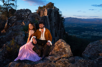 Angus & Julia Stone's last album together was four years ago.
