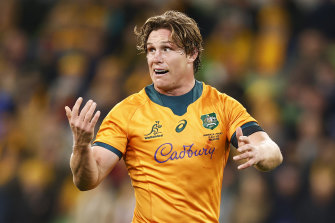 Wallabies captain Michael Hooper was under no illusions as to the role the breakdown played in the loss to France.