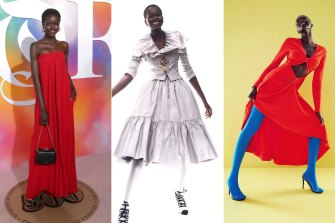 Adut Akech Bior has conquered the world of fashion.