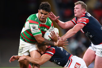 South Sydney's Ferrari is at the crossroads of his career. Which path will he take?