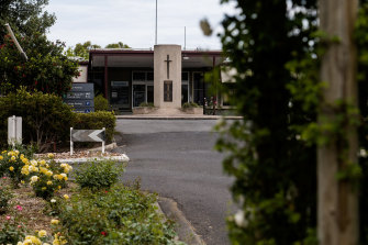 Bacchus Marsh Hospital.