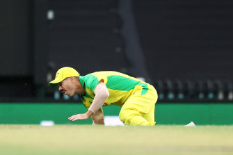 David Warner says it may be up to nine months before he has fully recovered from a groin tear.